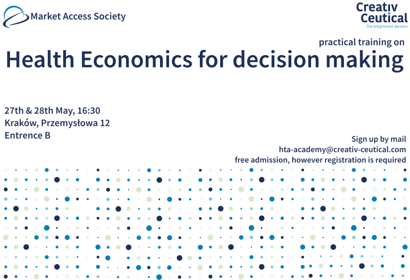 Health Economics for decision making
